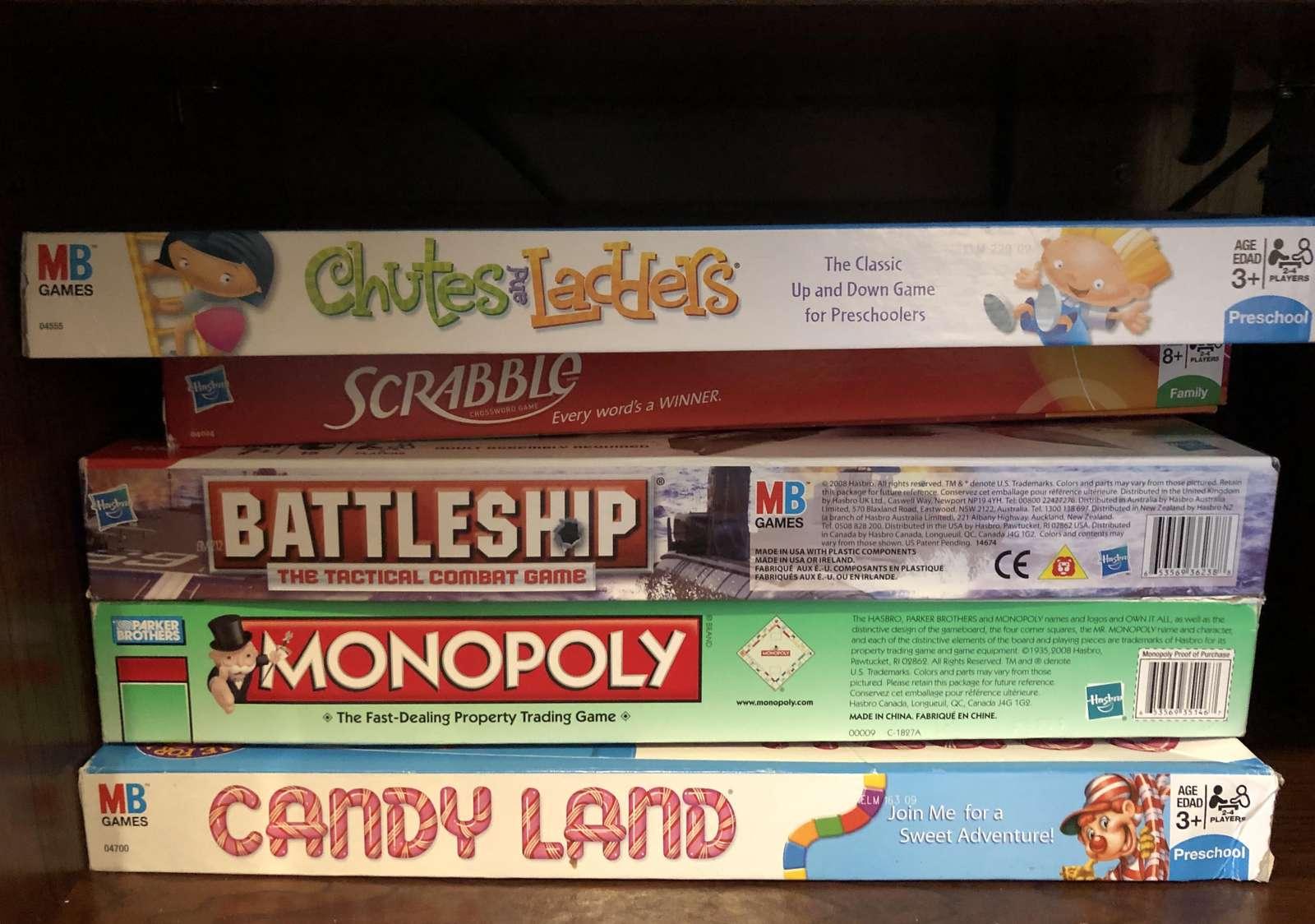 Board game anyone?
