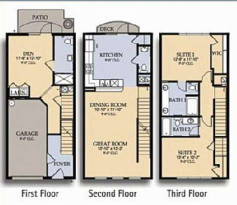 Floor plan aproximation