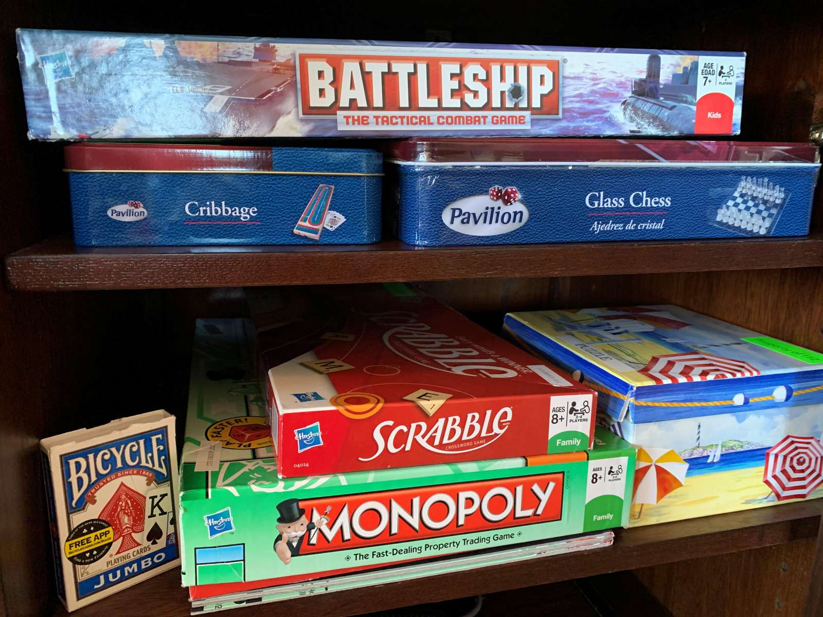 Board games - a favorite!