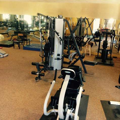 Pointe Royale Fitness Center