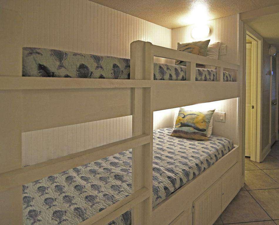 Kids love the bunks!