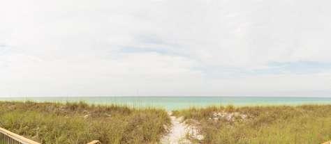 Beach Entryway