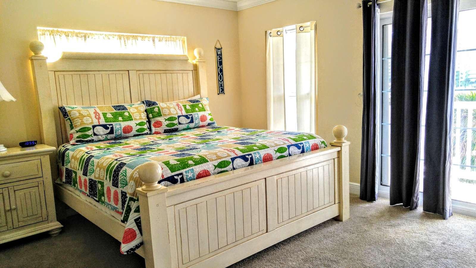 master bedroom 3rd level