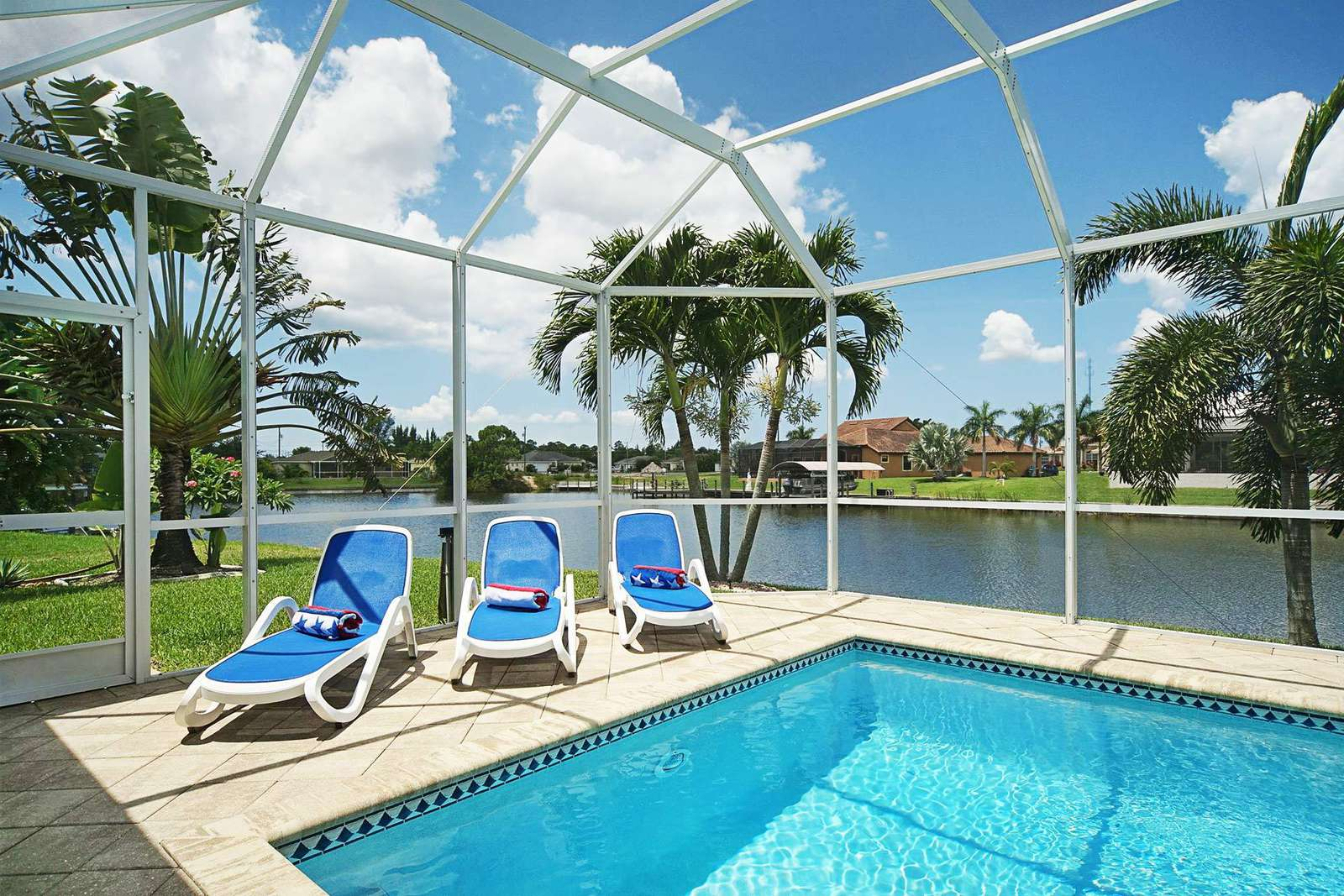 Florida Home - Vacation Rentals Cape Coral I Property Management I Real Estate