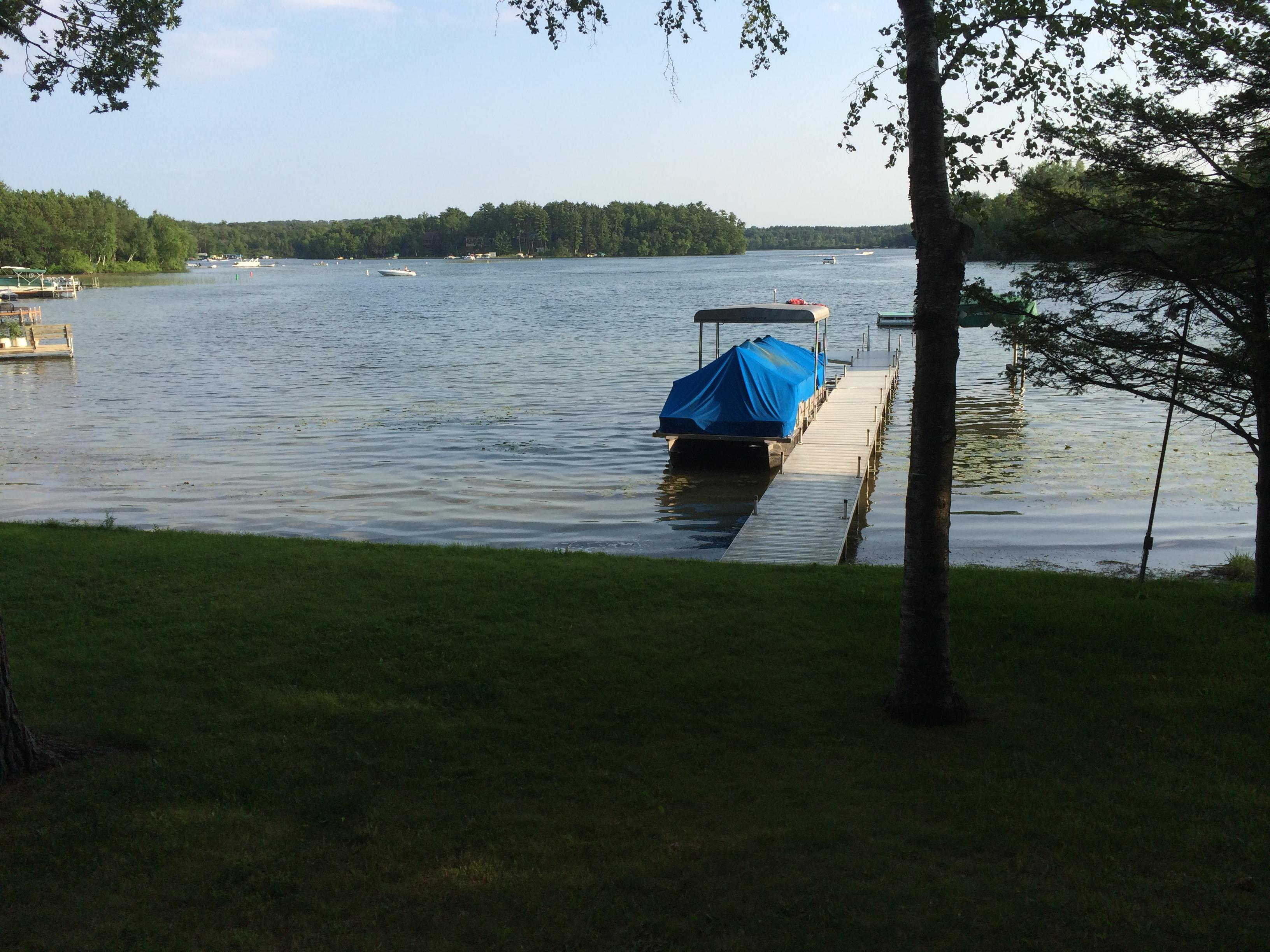 dock - Tan cottage