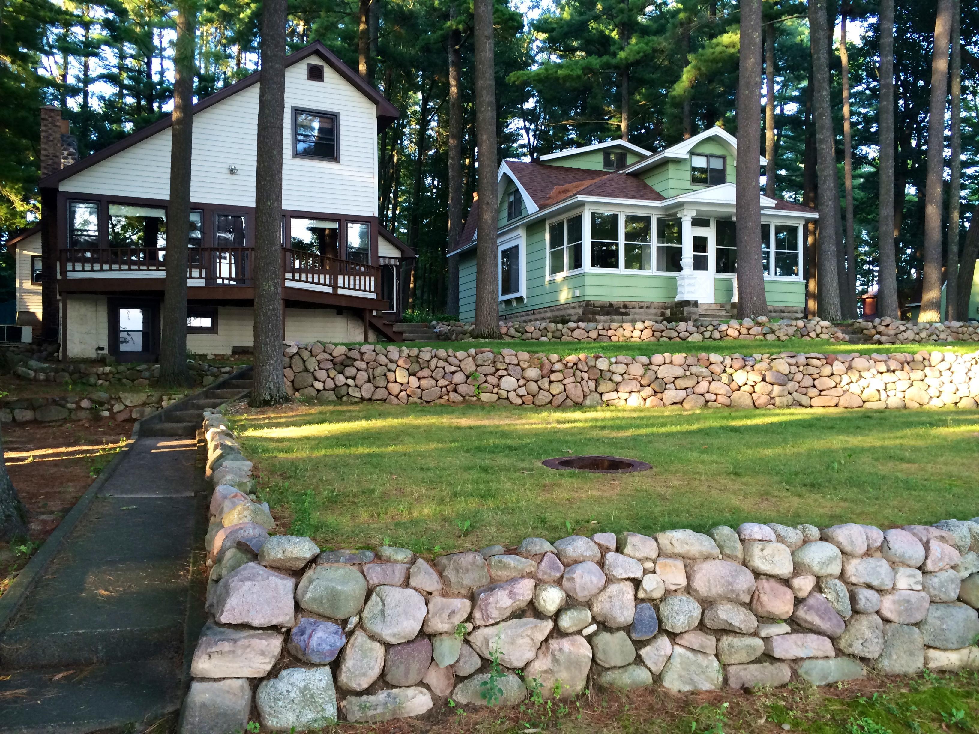fire pit - Tan Cottage