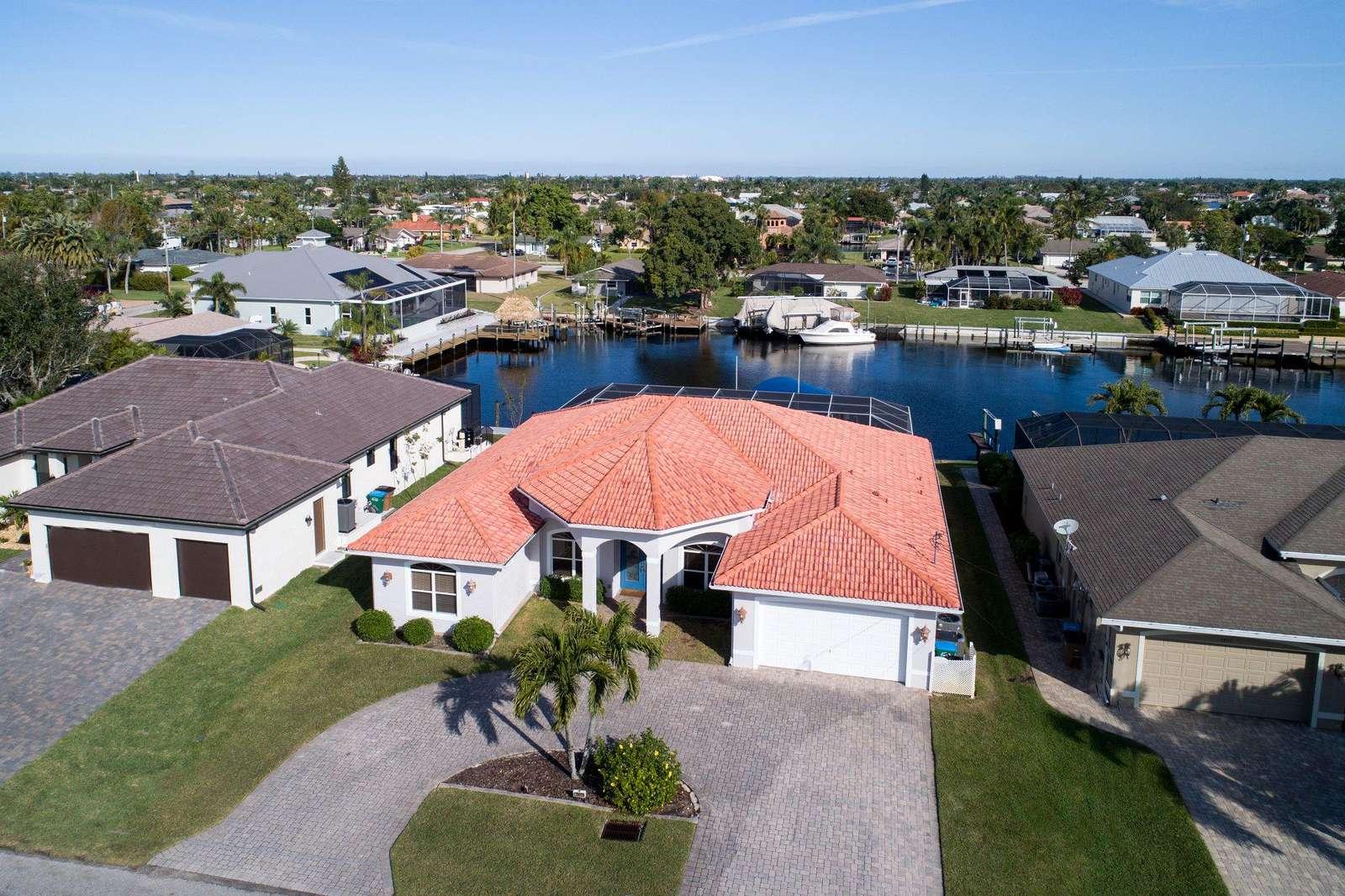 Wischis Florida Ferienhaus - Ocean Peral in Cape Coral
