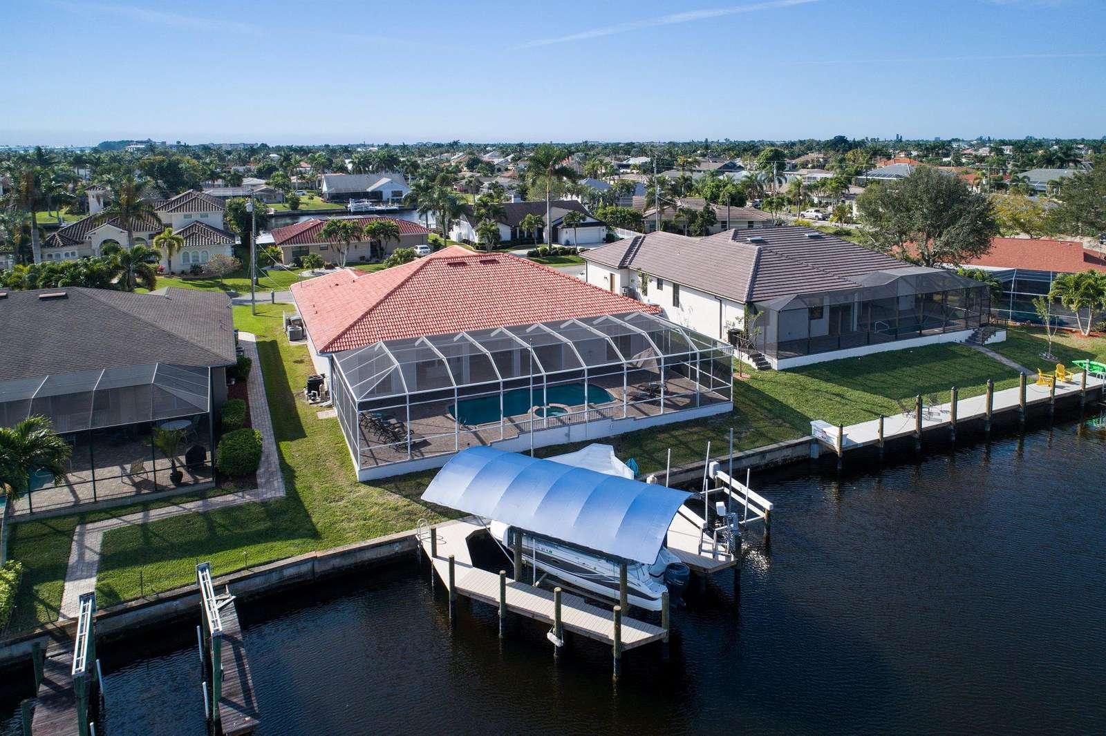 Wischis Florida Ferienhaus - Ferienhaus Cape Coral - Hausverwaltung - Immobilien