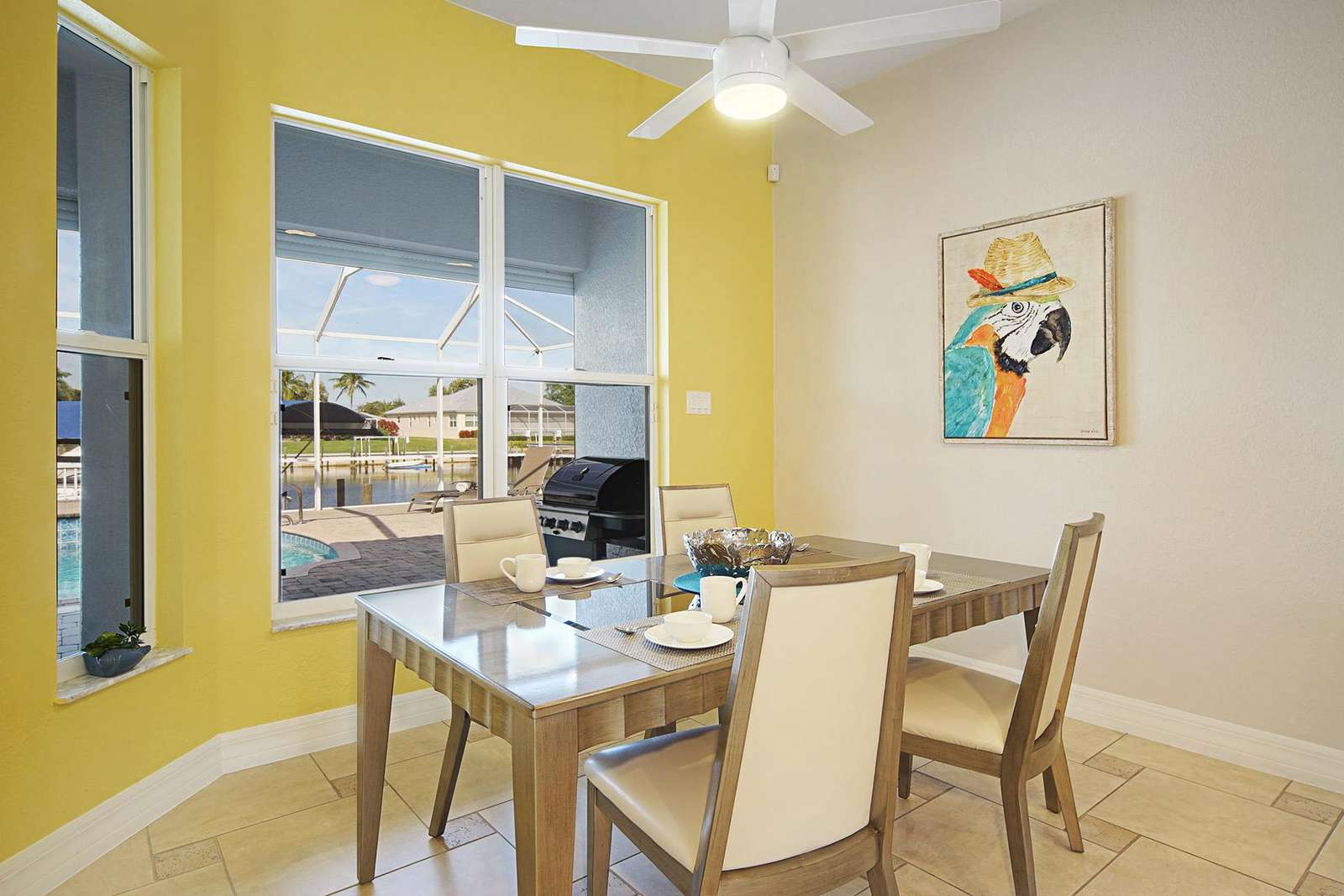 Wischis Florida Vacation Home - #VacationRentals #CapeCoral #PropertyManagement #Real Estate