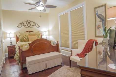 Private Master Bedroom
