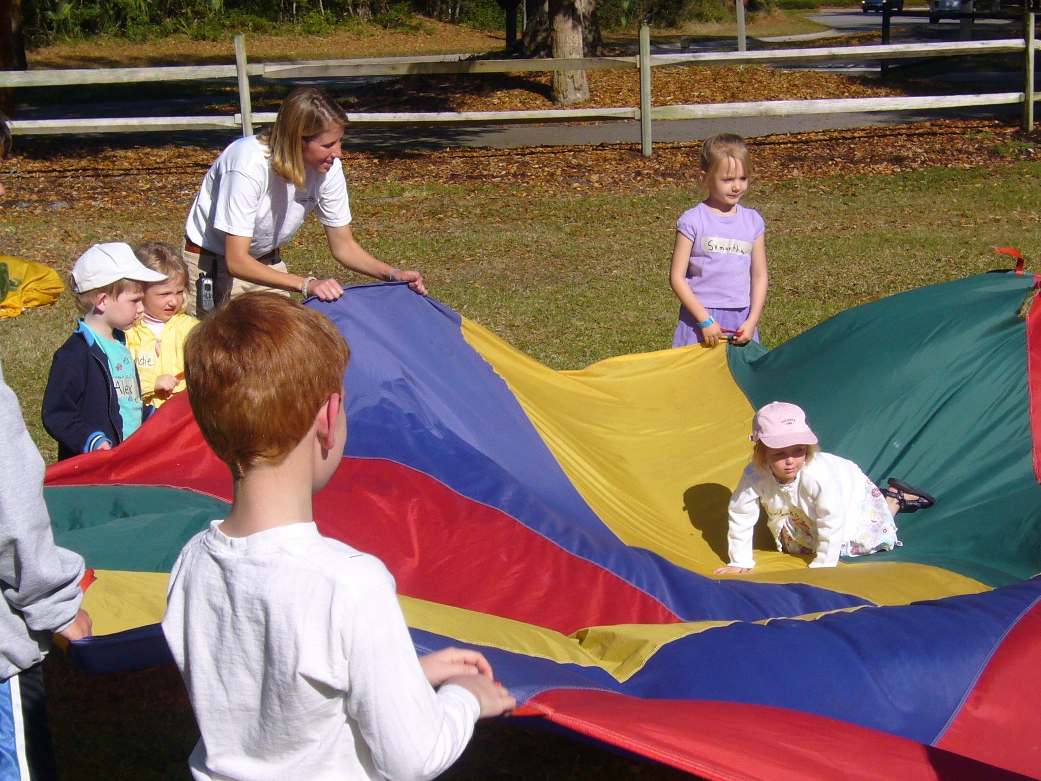 Kamp Kiawah for Kids, ages 3-11
