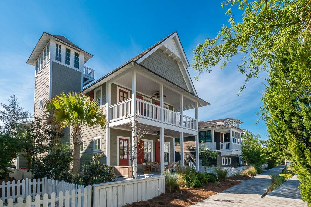 Welcome to Sandcastle - Gorgeous 5 Bedroom Home with Gulf Views and Golf Cart!