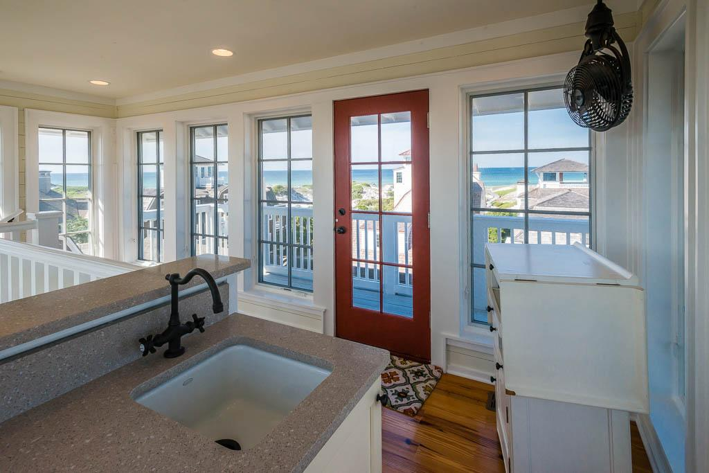 3rd Level Tower Room with Amazing Gulf Views!