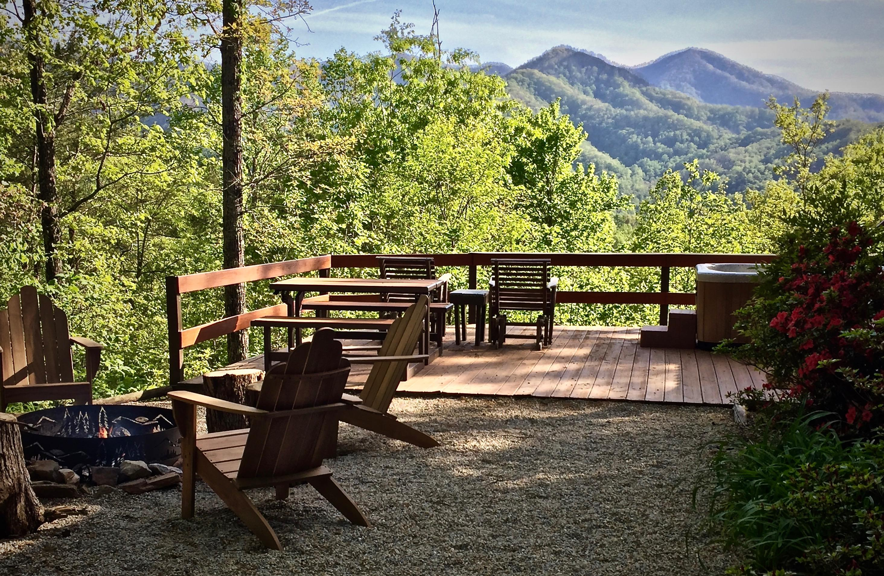 Completely Private and Spacious Entertaining/Relaxing Outdoor Space