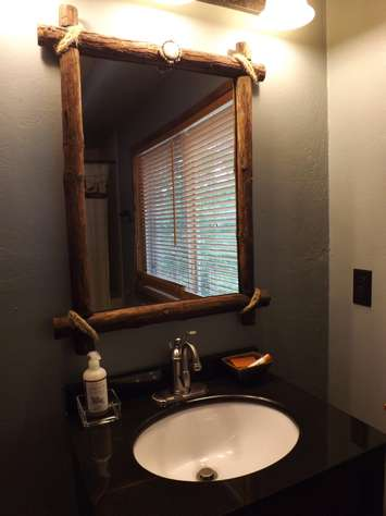 Main Level Bathroom also offers a Jetted Tub/Shower