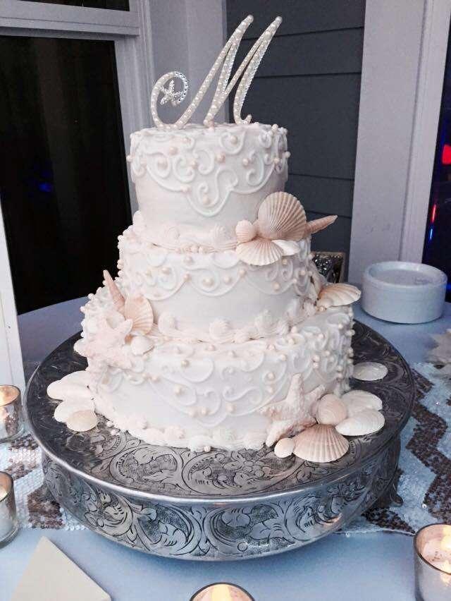 CAKE BY  SUGAR ART BY ANGELA 850-832-6685