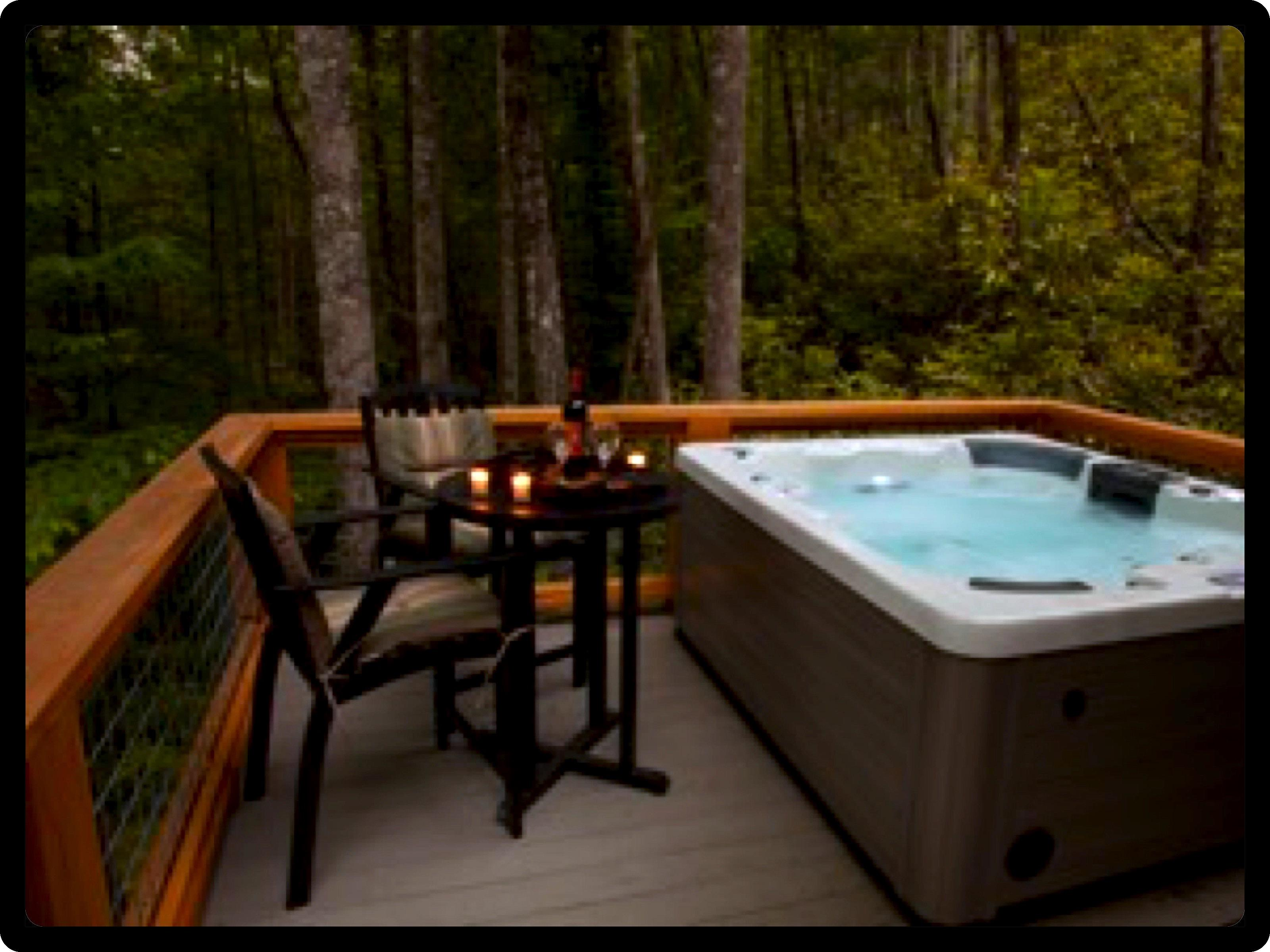 Romantic Setting and Peaceful Serenity