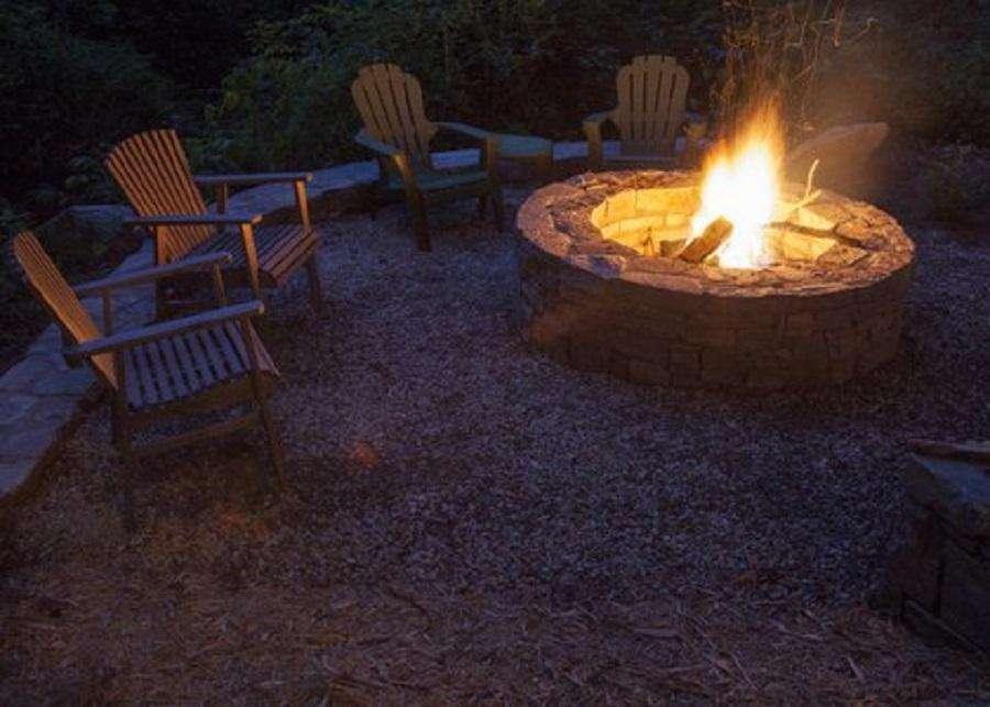 Make Magical Mountain Memories, Roast Marshmallows, Relax