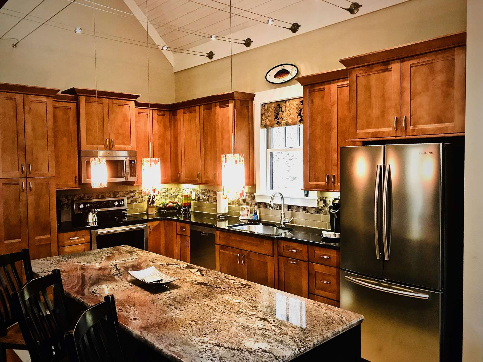 Kitchen is a Chef's Delight
