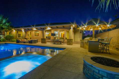 House #1 - 6 BD with Private Salt Water Pool