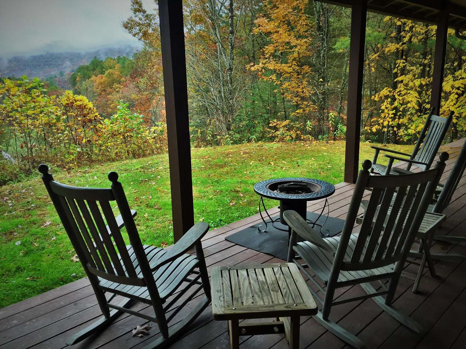 Pull up a Chair and Enjoy the Views!