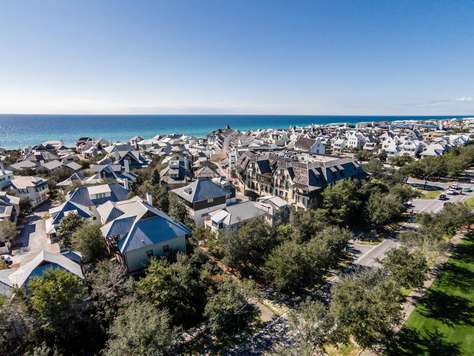 Located in Rosemary Beach - South of 30A