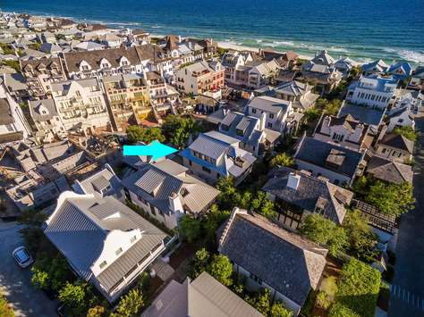 Perfect Location within Rosemary Beach