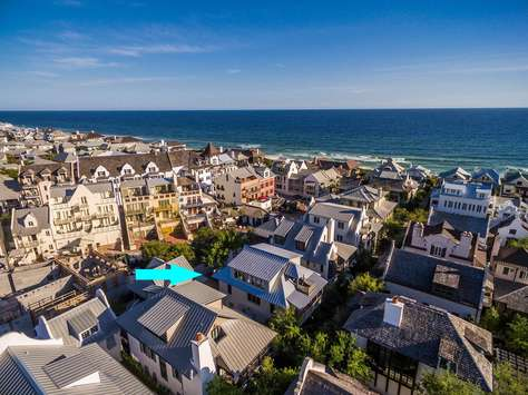 Parley: Perfect Location within Rosemary Beach