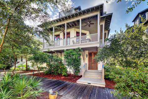 Parley: Luxurious 6 Bedroom Home - South of 30A with Gulf Views!