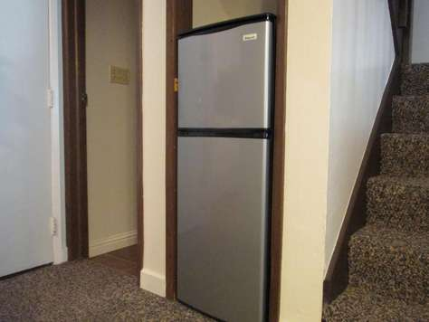 Your full size refrigerator.
