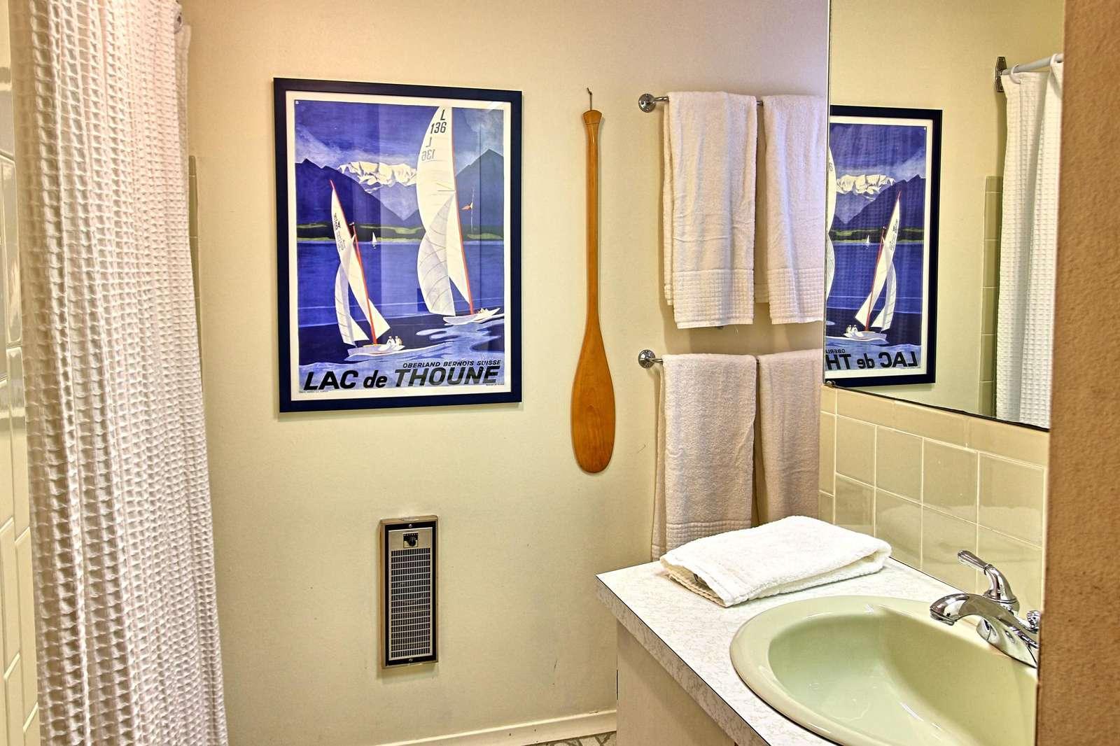 3 piece bathroom