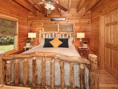 Starry Nights 2 Br Outrageous Cabins Sevierville Tn