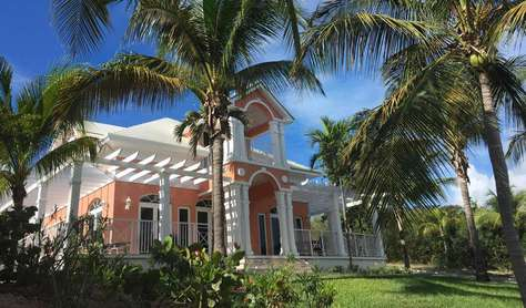 Magnificent Bahamas Vacation Rentals Exuma Bahamas February Point Home Interior And Landscaping Ferensignezvosmurscom