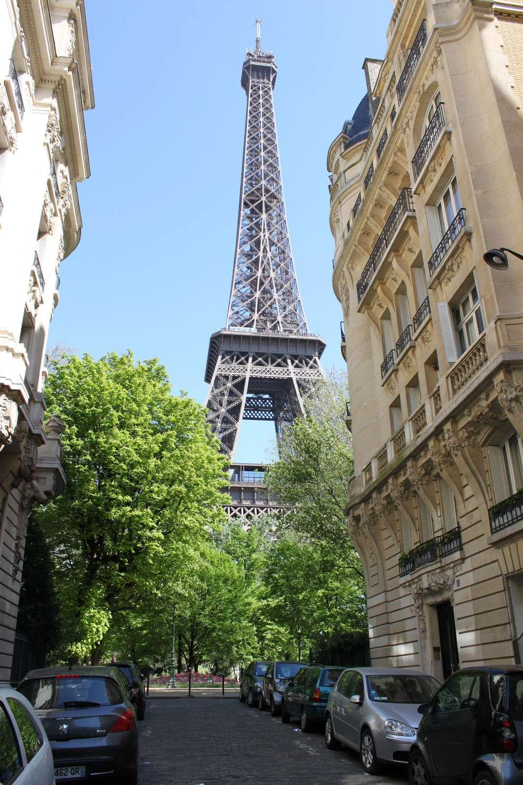 Panache Rental Luxury Paris Apartment Rentals Eiffel Tower View