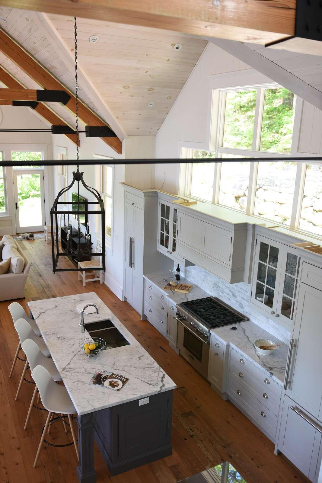 Open Concept Main Floor