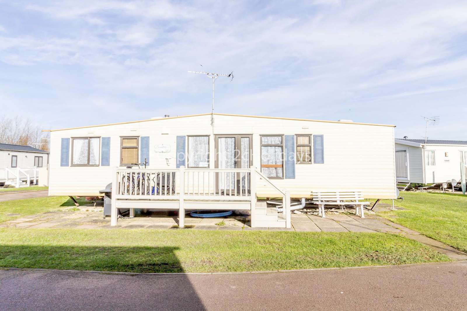 Beautiful mobile home, only a short walk from Scratby beach
