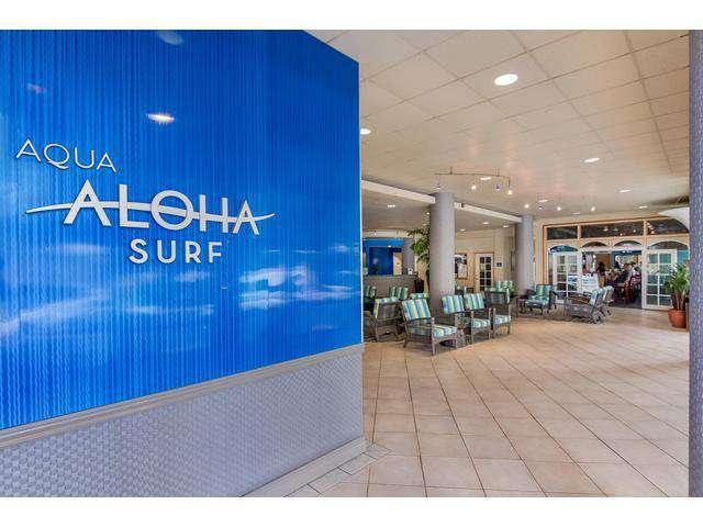 Alohana at Aloha Surf