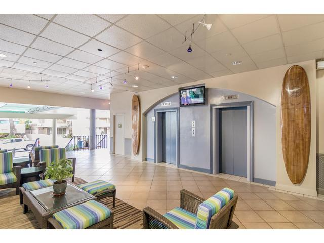 Lobby & Elevators
