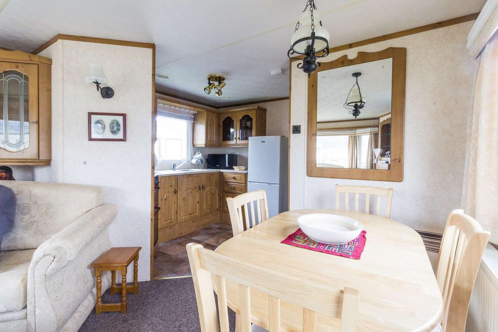 Great place to dine with your family or friends at this self-catering accommodation