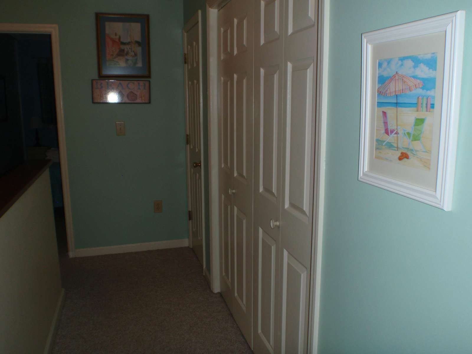 2nd Floor Laundry Area