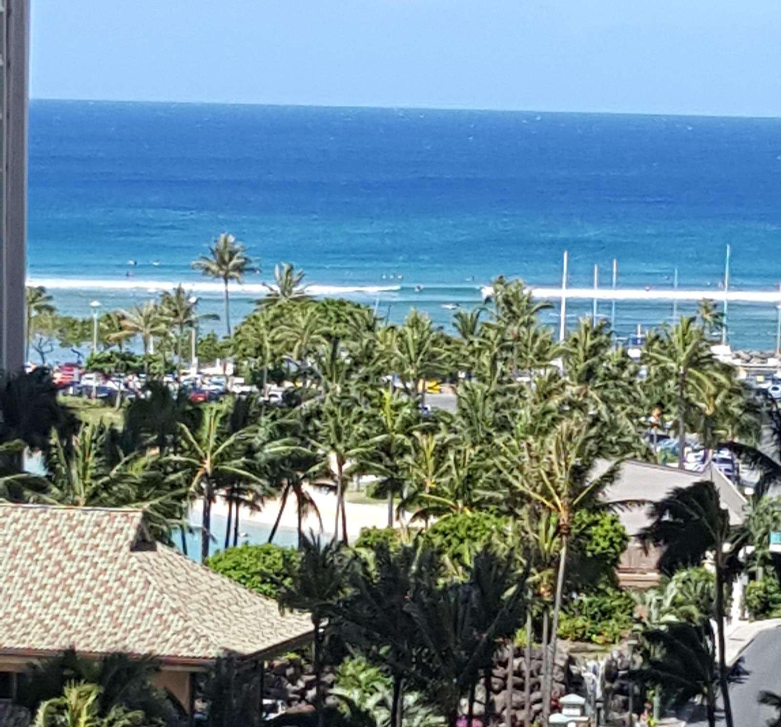 8th FL Studio - W/Ocean View/Lanai & Free Parking