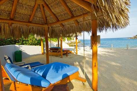Playa Arrocito - direct beach access from the development
