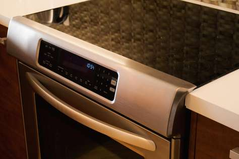 Upgraded appliances