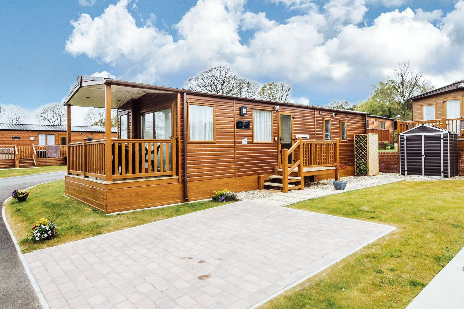 2 bedroom accommodation at Haveringland Hall Country Park.