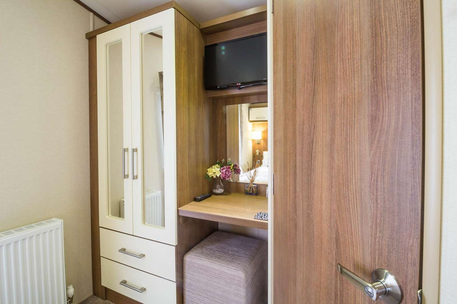 So many families have enjoyed a great break in this 4 berth luxury lodge at Haveringland