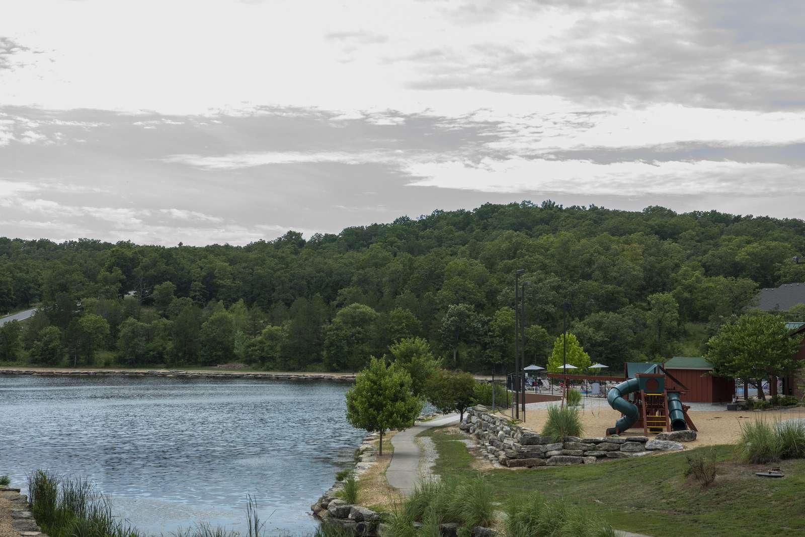 Forrest Lake in Stonebridge