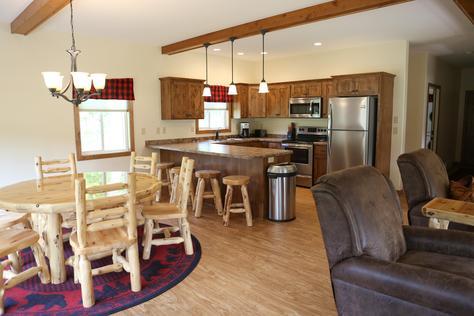 Buffalo River A (1 Bedroom Vacation Home)
