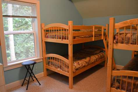 Upstairrs Twin Bunk Room