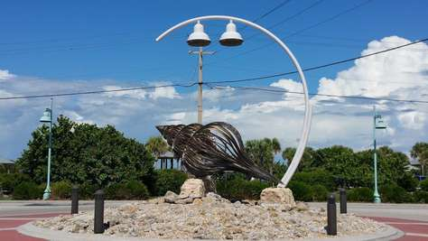 Englewood Beach Roundabout