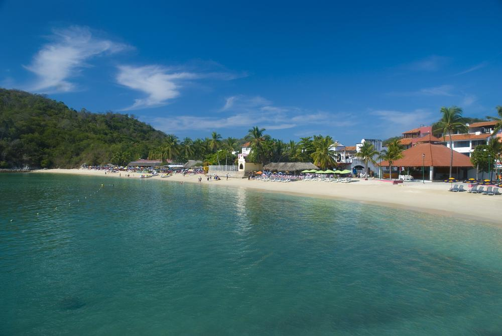 Playa Santa Cruz - only a 10 minute walk from the condo